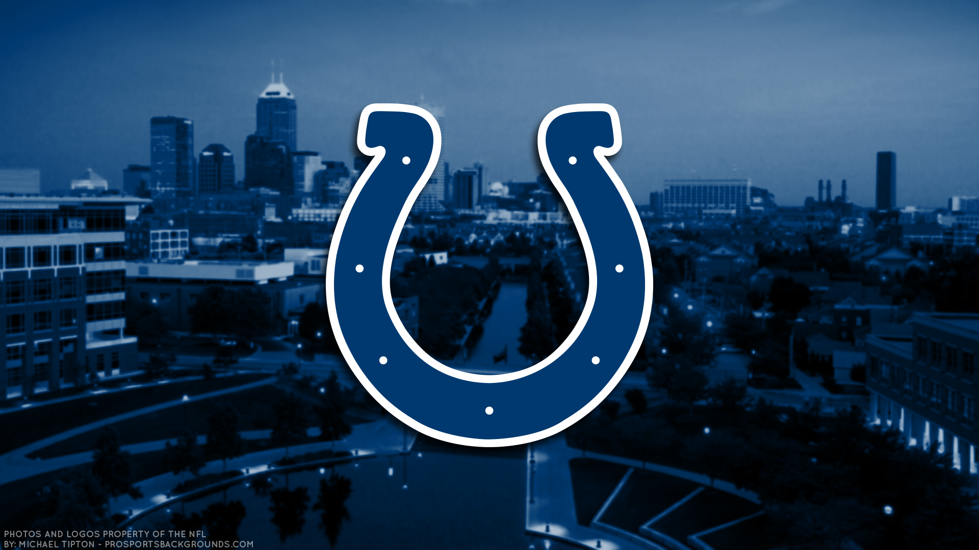 Indianapolis Colts 2017 HD 4k Schedule Wallpaper