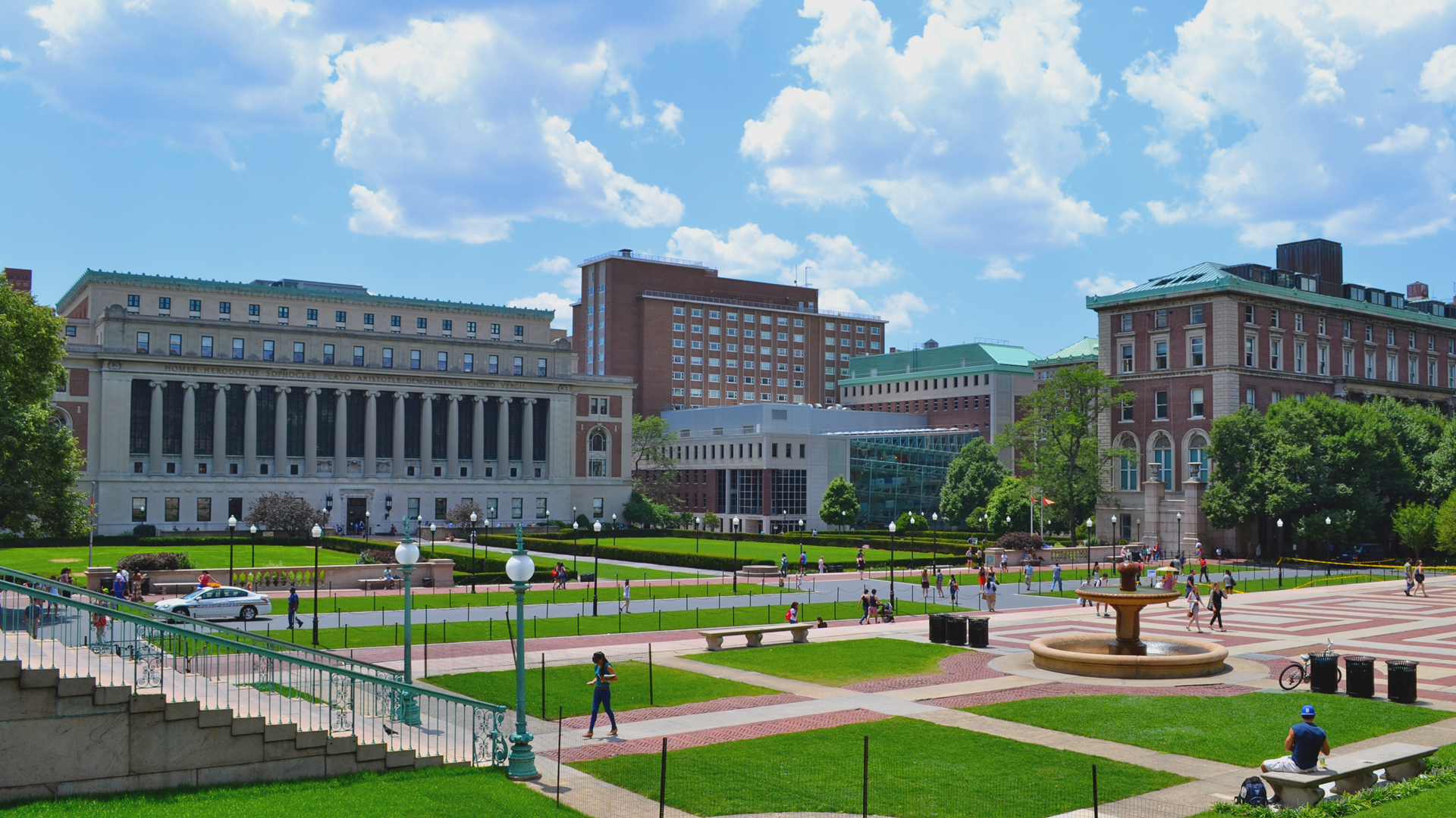 University Columbia Hd Wallpapers
