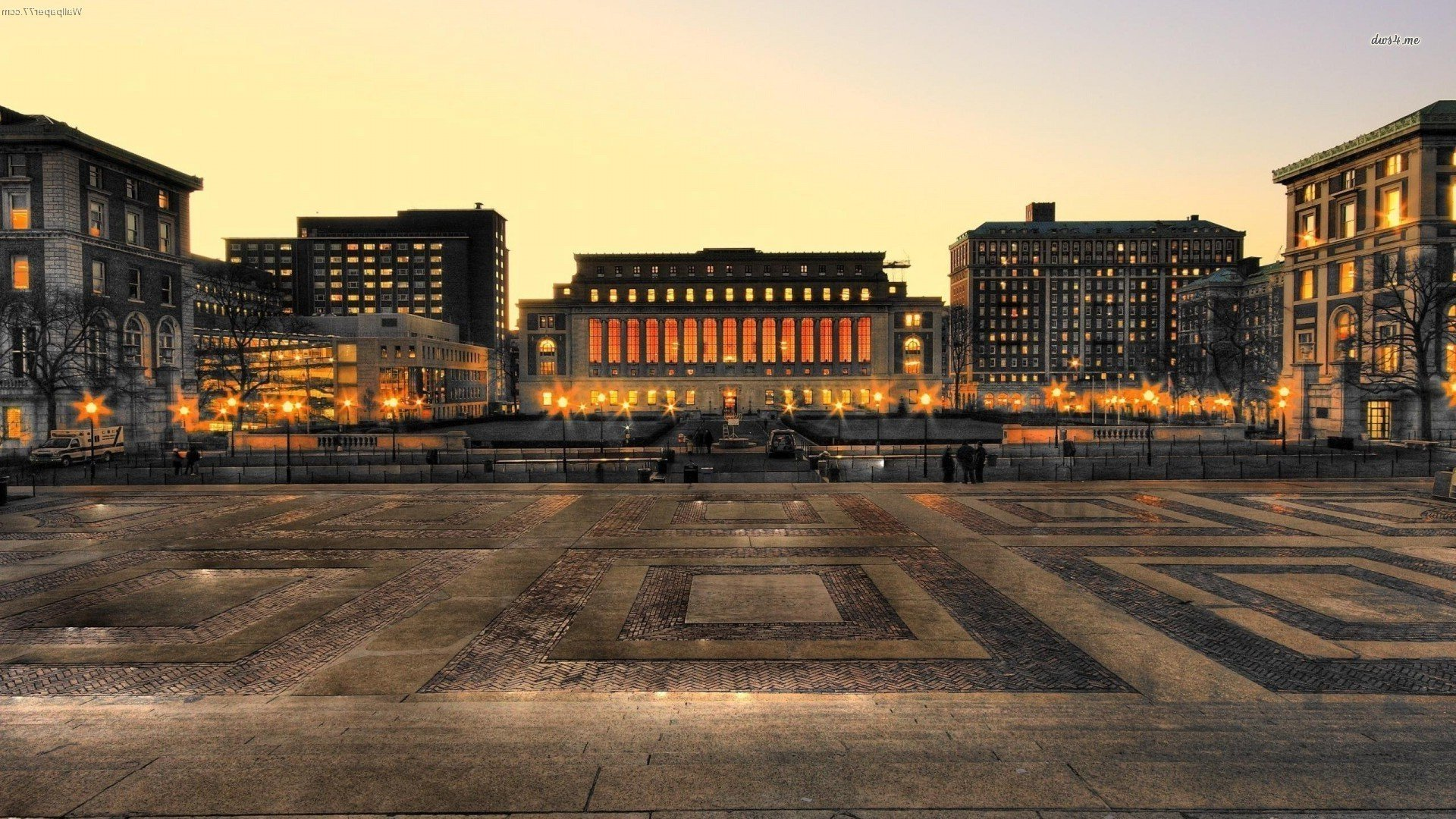Columbia University Wallpaper