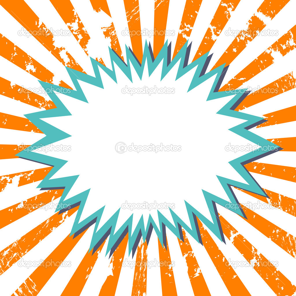 Background boom comic book — Stock Vector © Roman84 #26122941