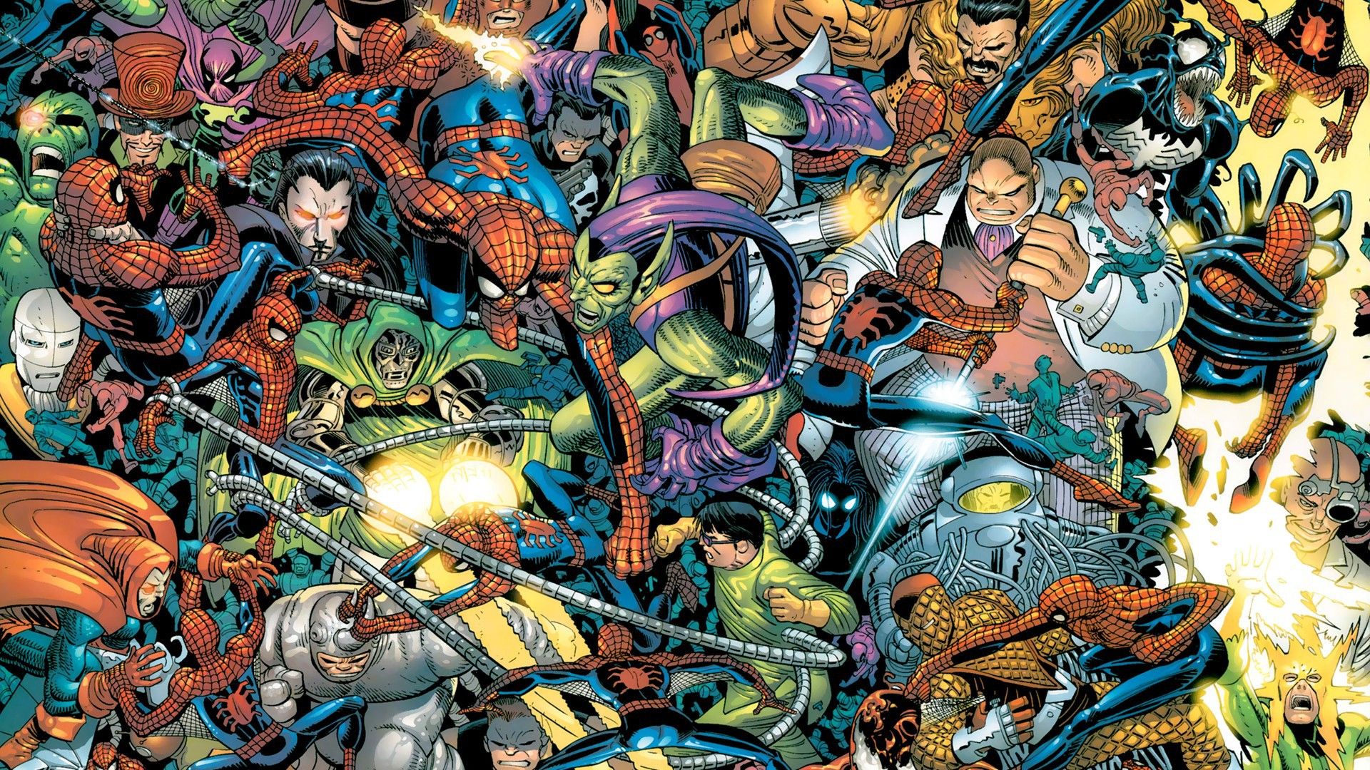 HD Comic Book Wallpaper, Cool Comic Book Backgrounds | 43 Superb