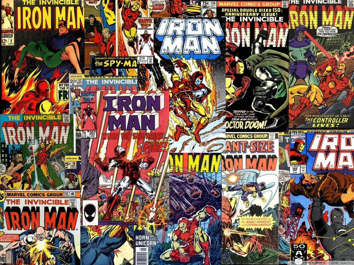 comic book HD desktop wallpaper : Fullscreen