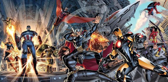 comic book wallpaper hd #24