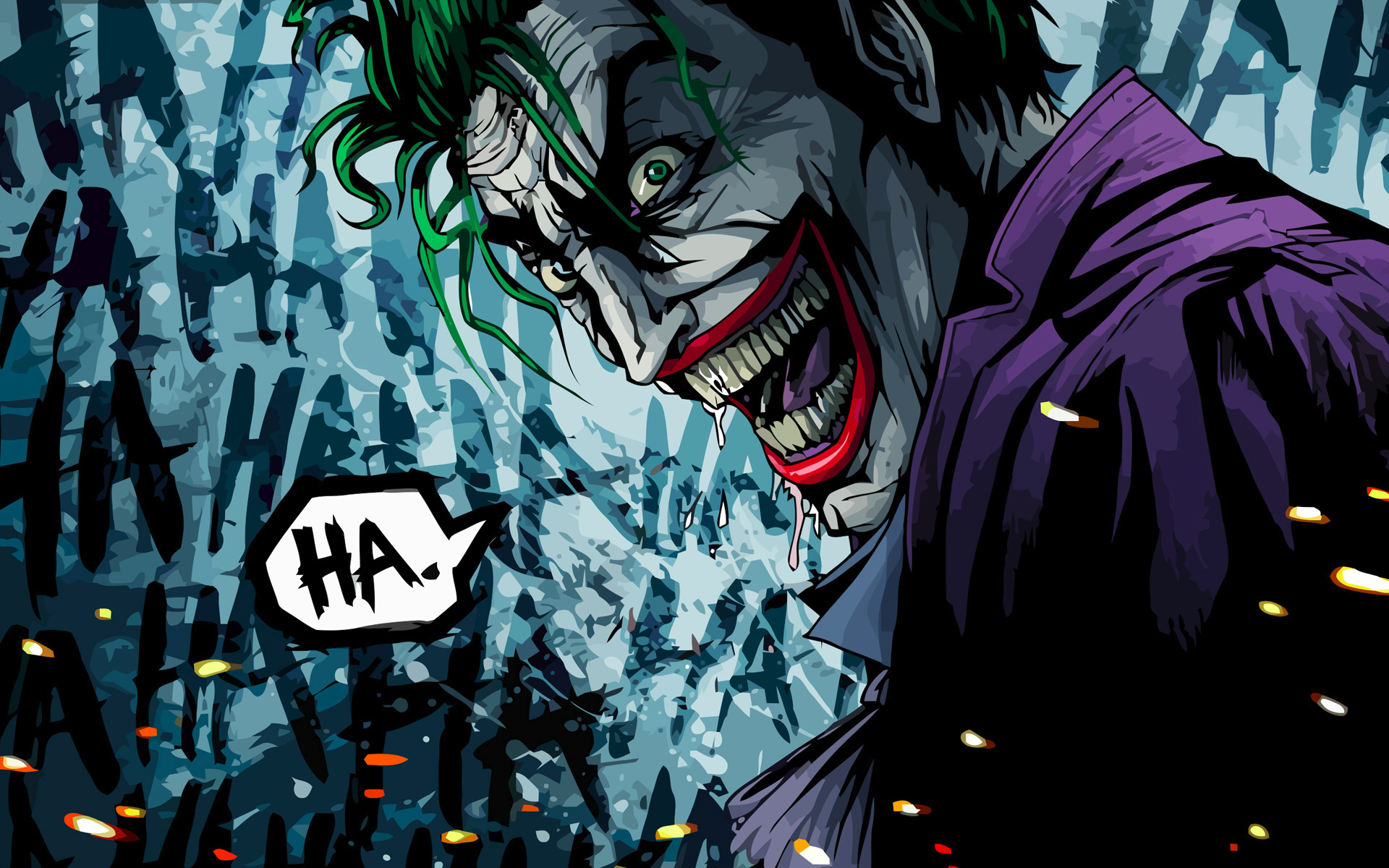 comic joker wallpaper #22