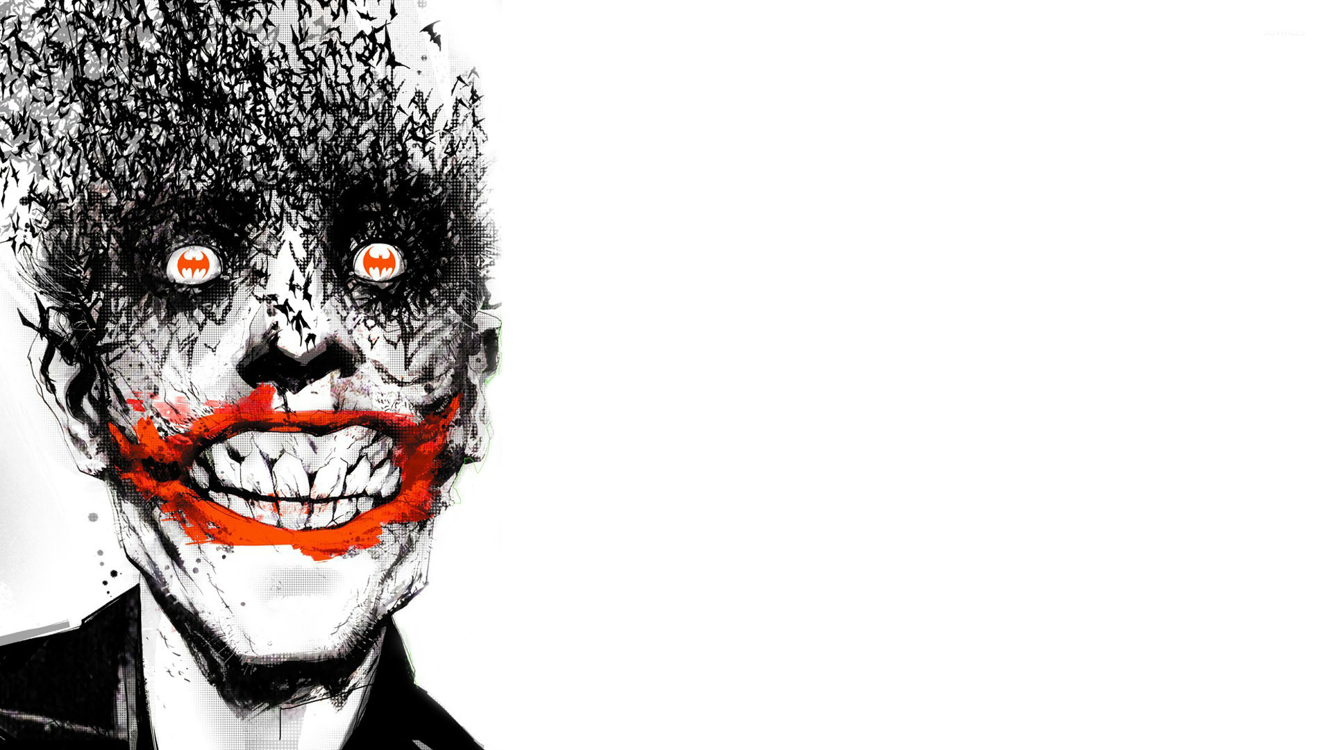 Joker Comic Wallpaper HD - WallpaperSafari