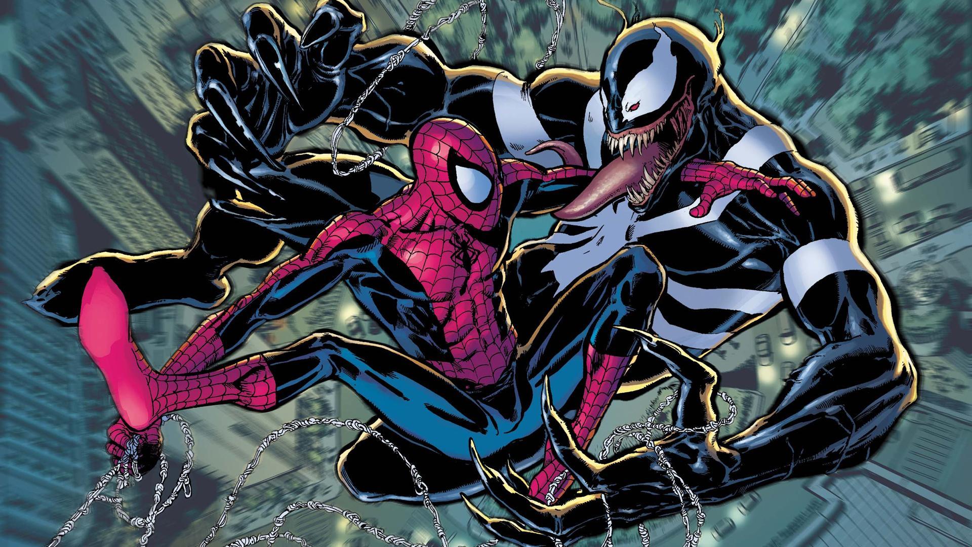 comic spiderman wallpaper #2
