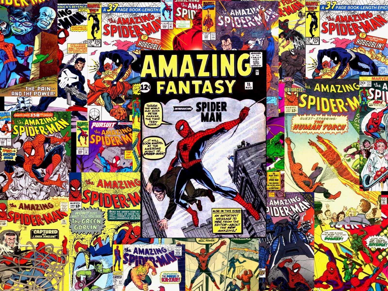 comic spiderman wallpaper #20