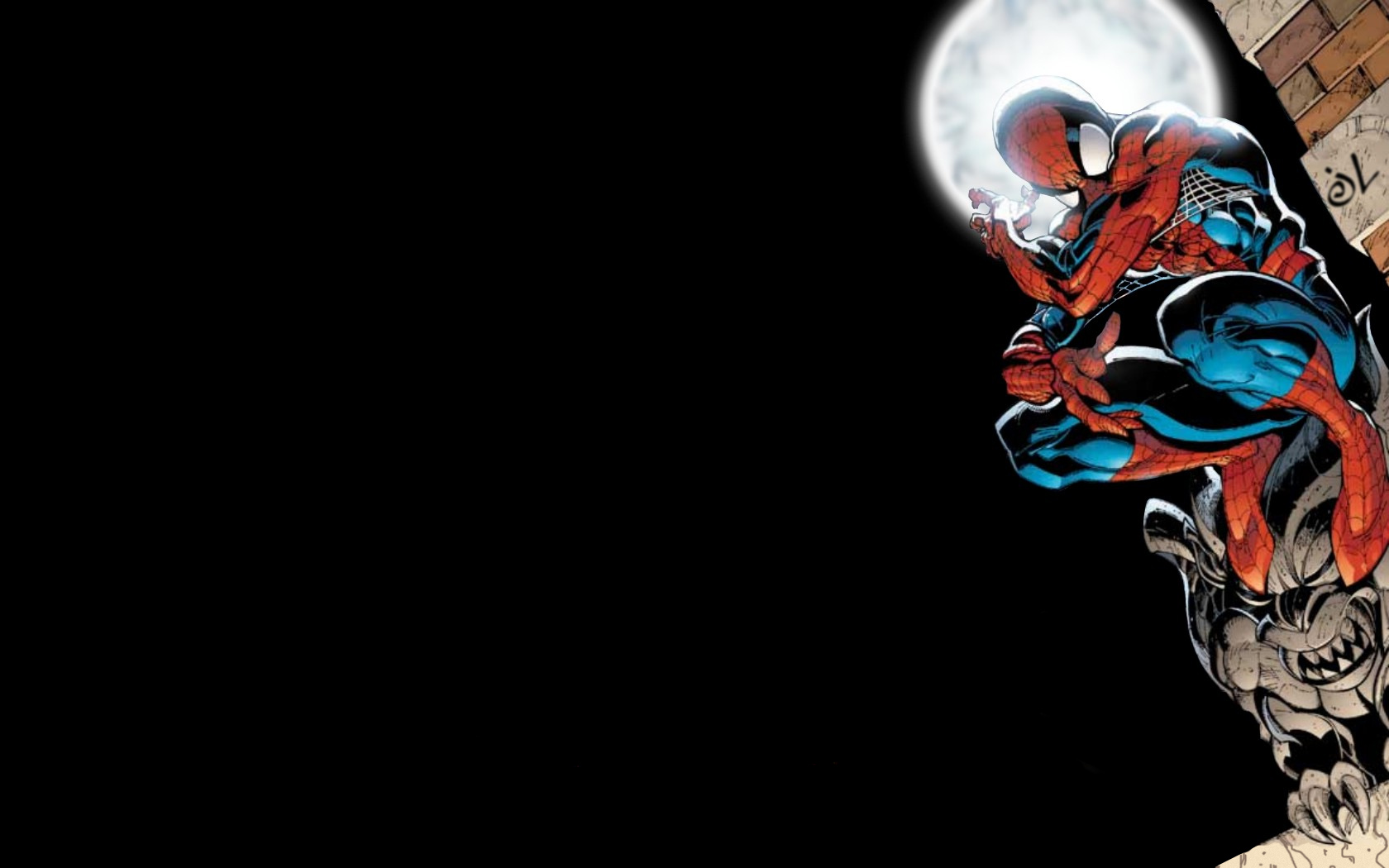 comic spiderman wallpaper #4