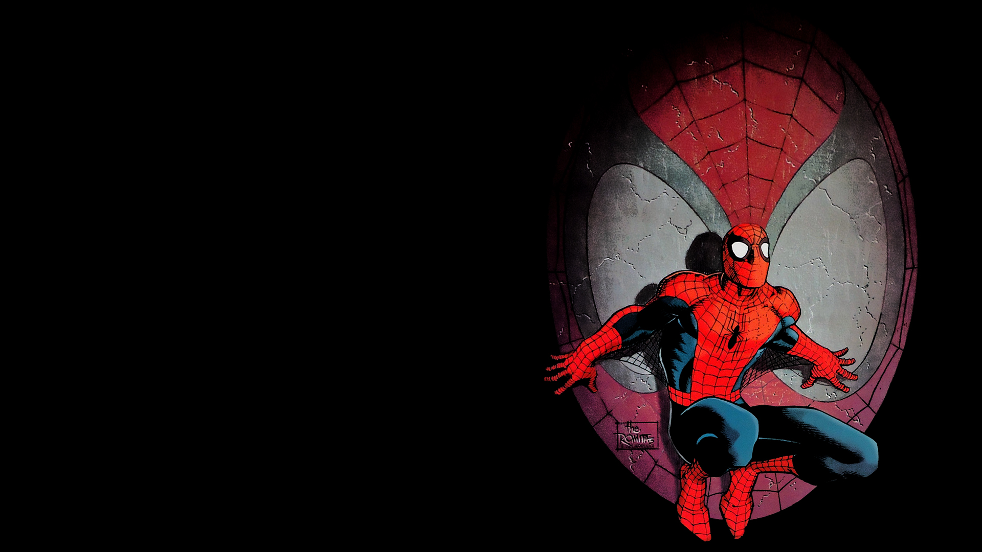 comic spiderman wallpaper #18