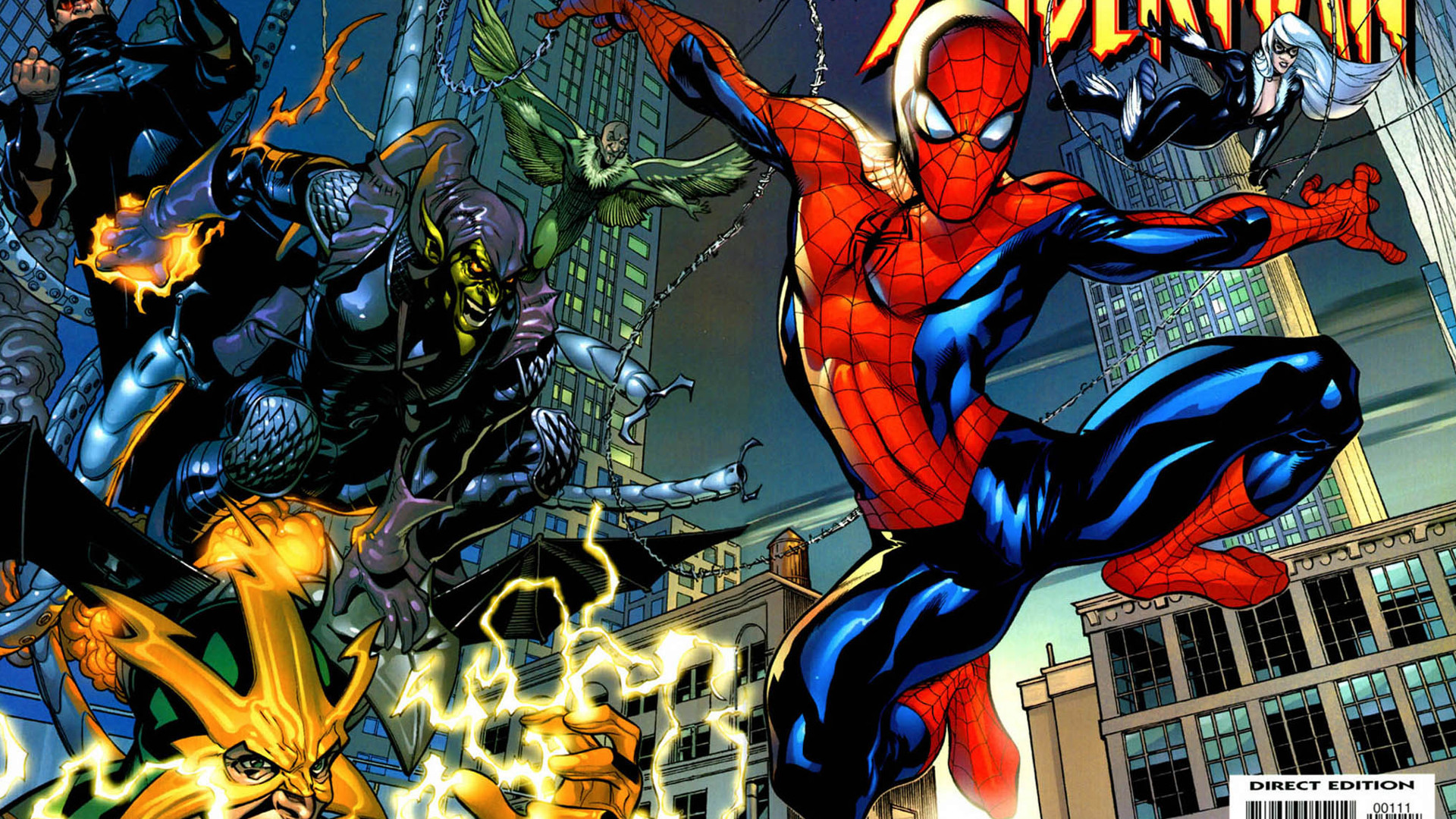 comic spiderman wallpaper #14