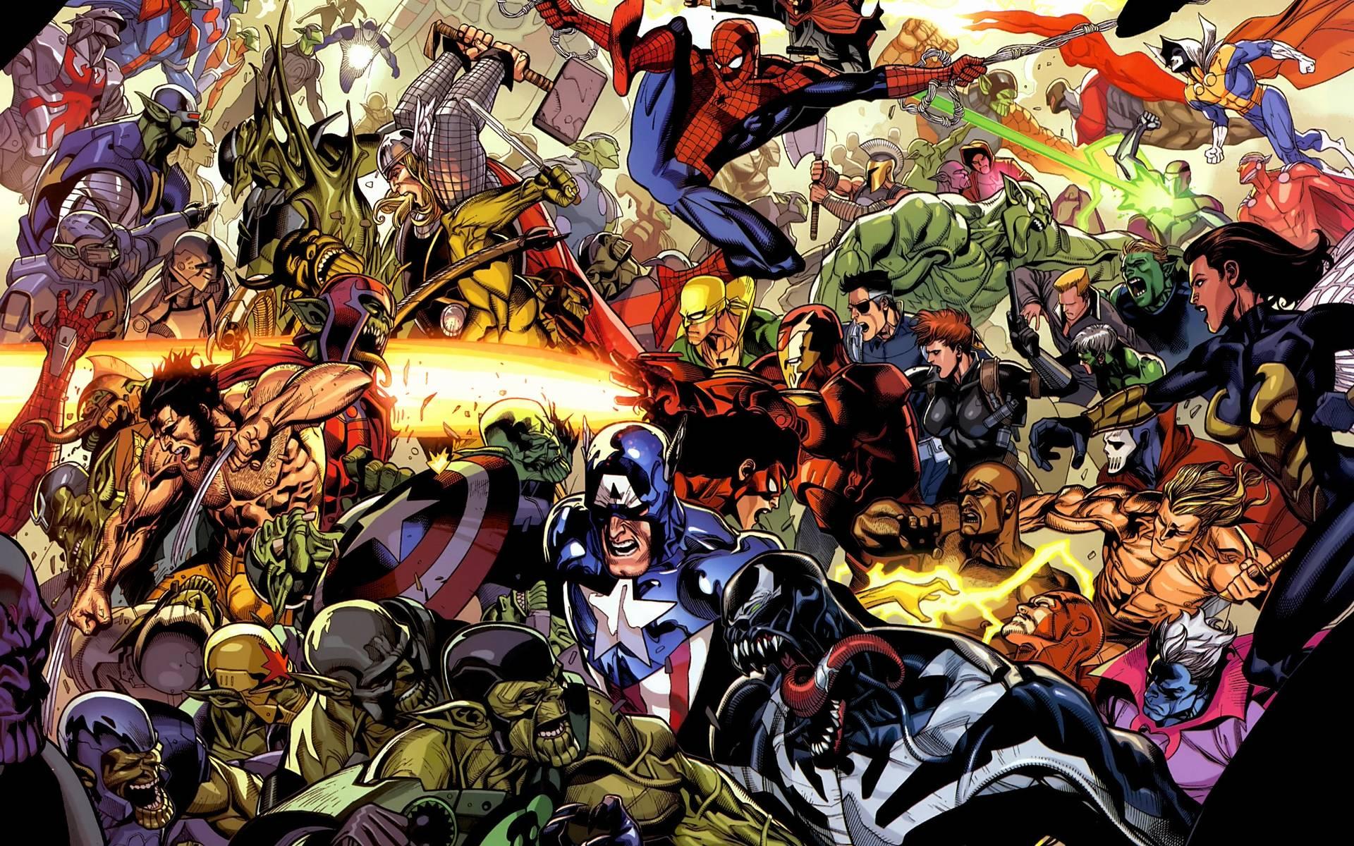 Comics Wallpapers HD Group (83+)