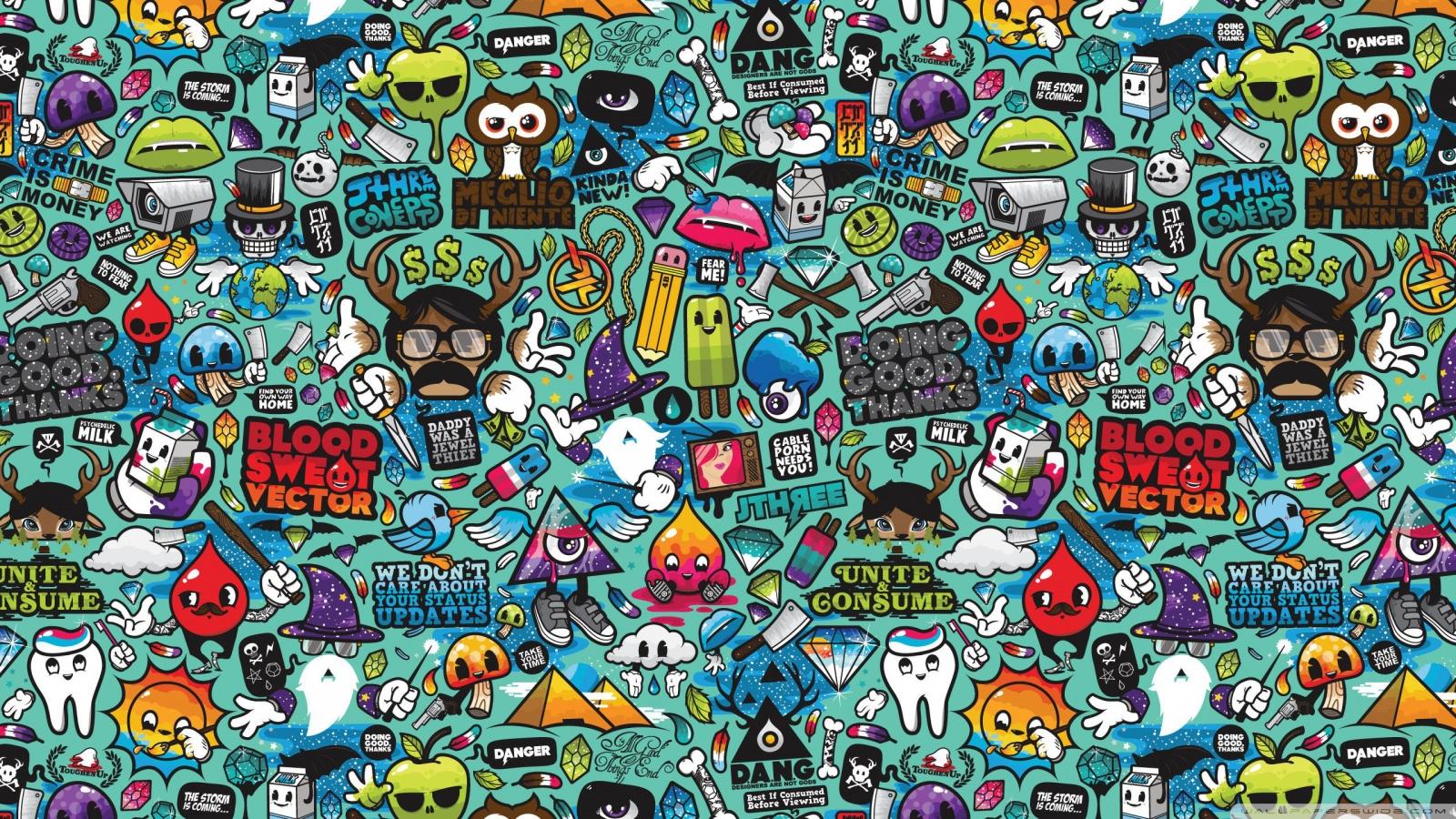 Wallpapers Comics Group (80+)