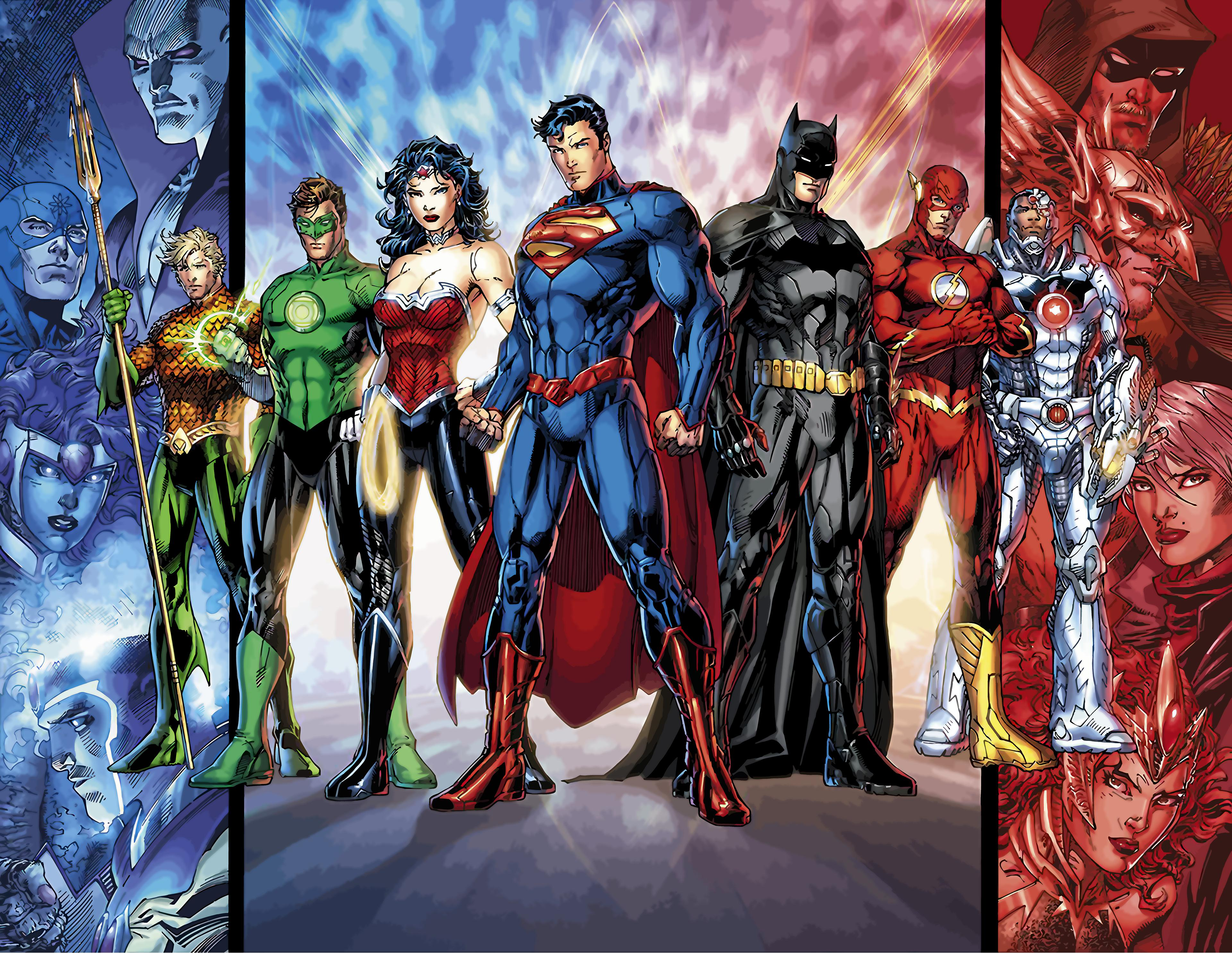 326 DC Comics HD Wallpapers | Backgrounds - Wallpaper Abyss