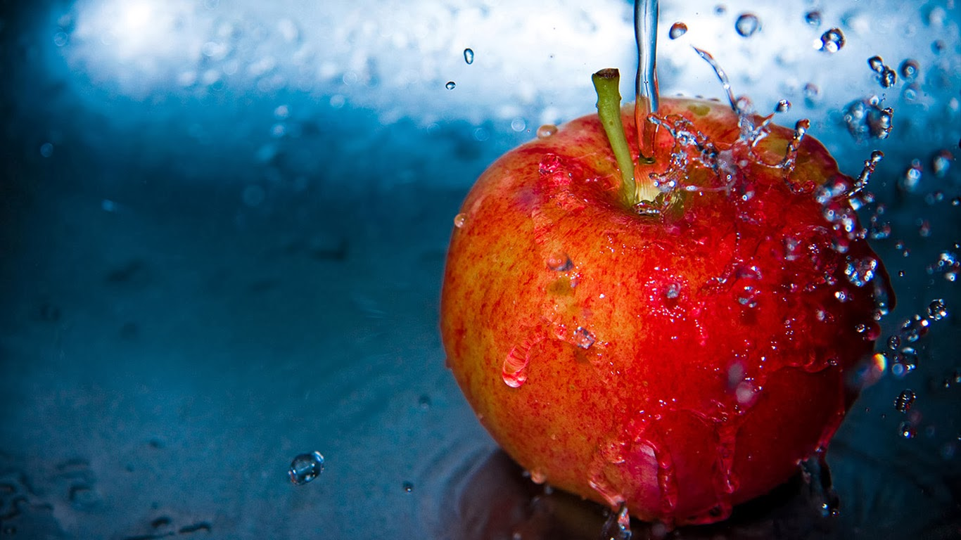 Culinary Physics: Food Wallpaper Download Free