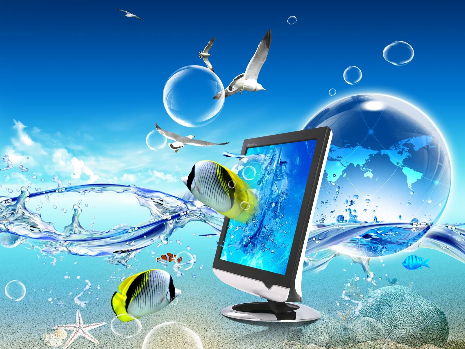 computer desktop wallpaper
