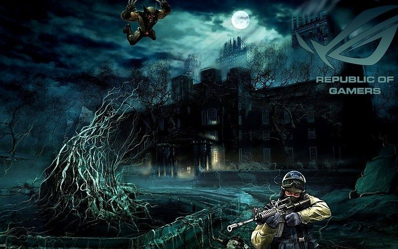 Gamers Backgrounds Group (83+)