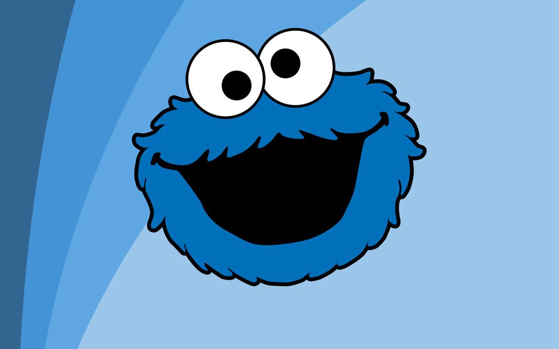 Cute Cookie Monster Wallpaper