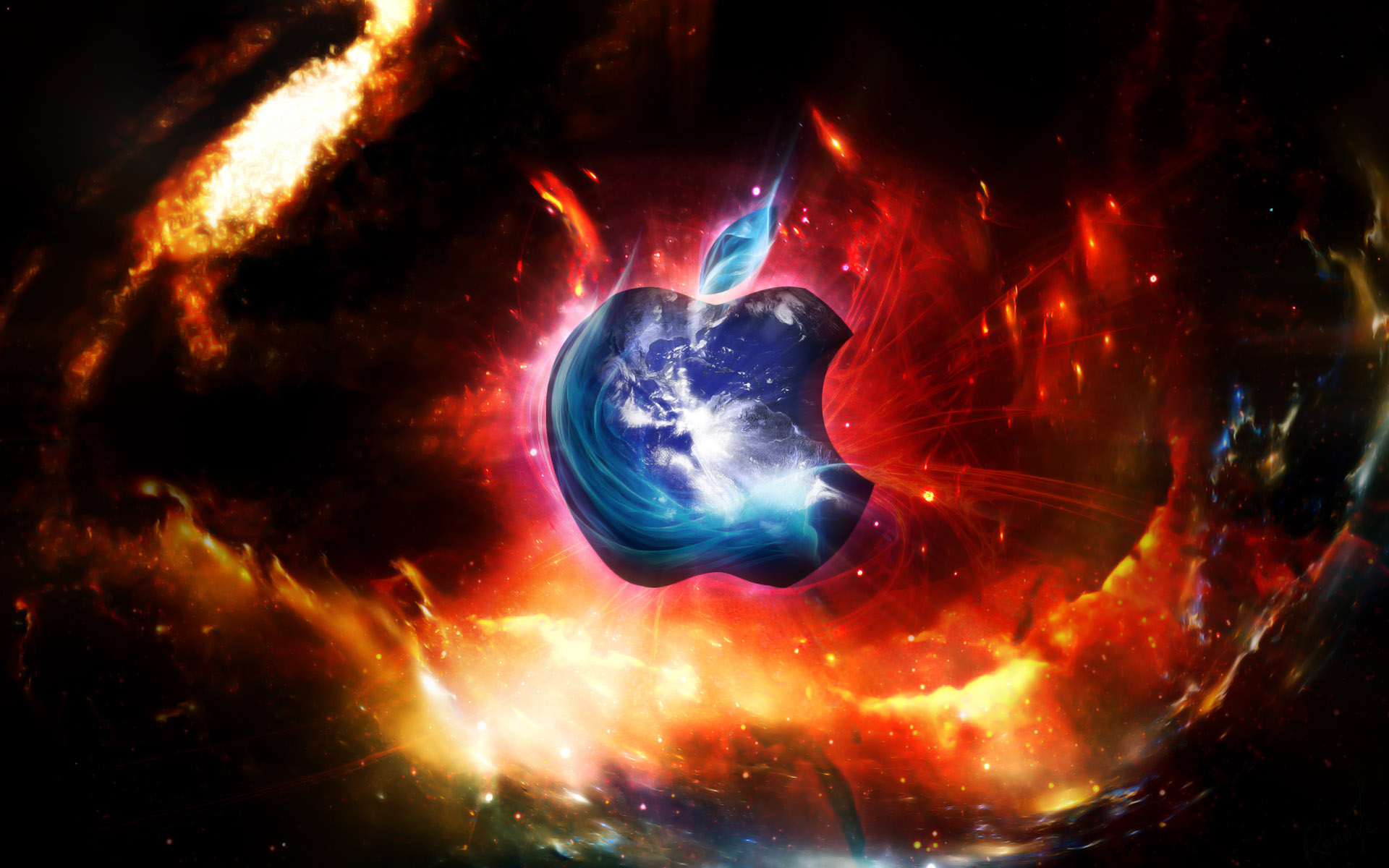 cool apple backgrounds #17