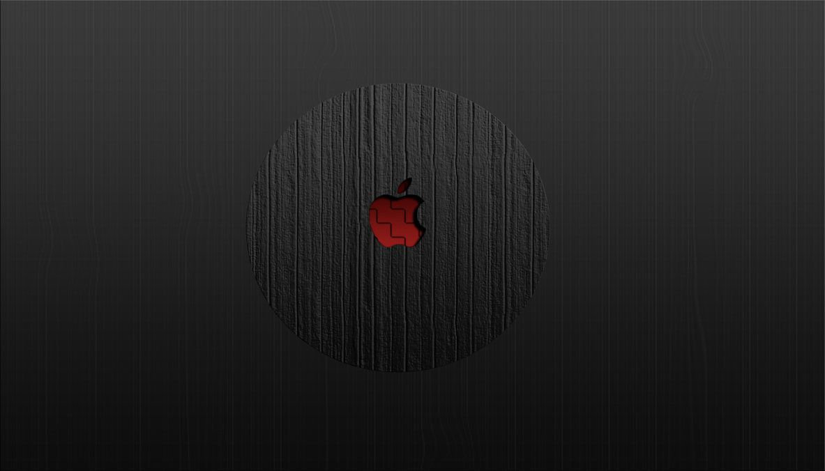 cool apple logo wallpaper #11