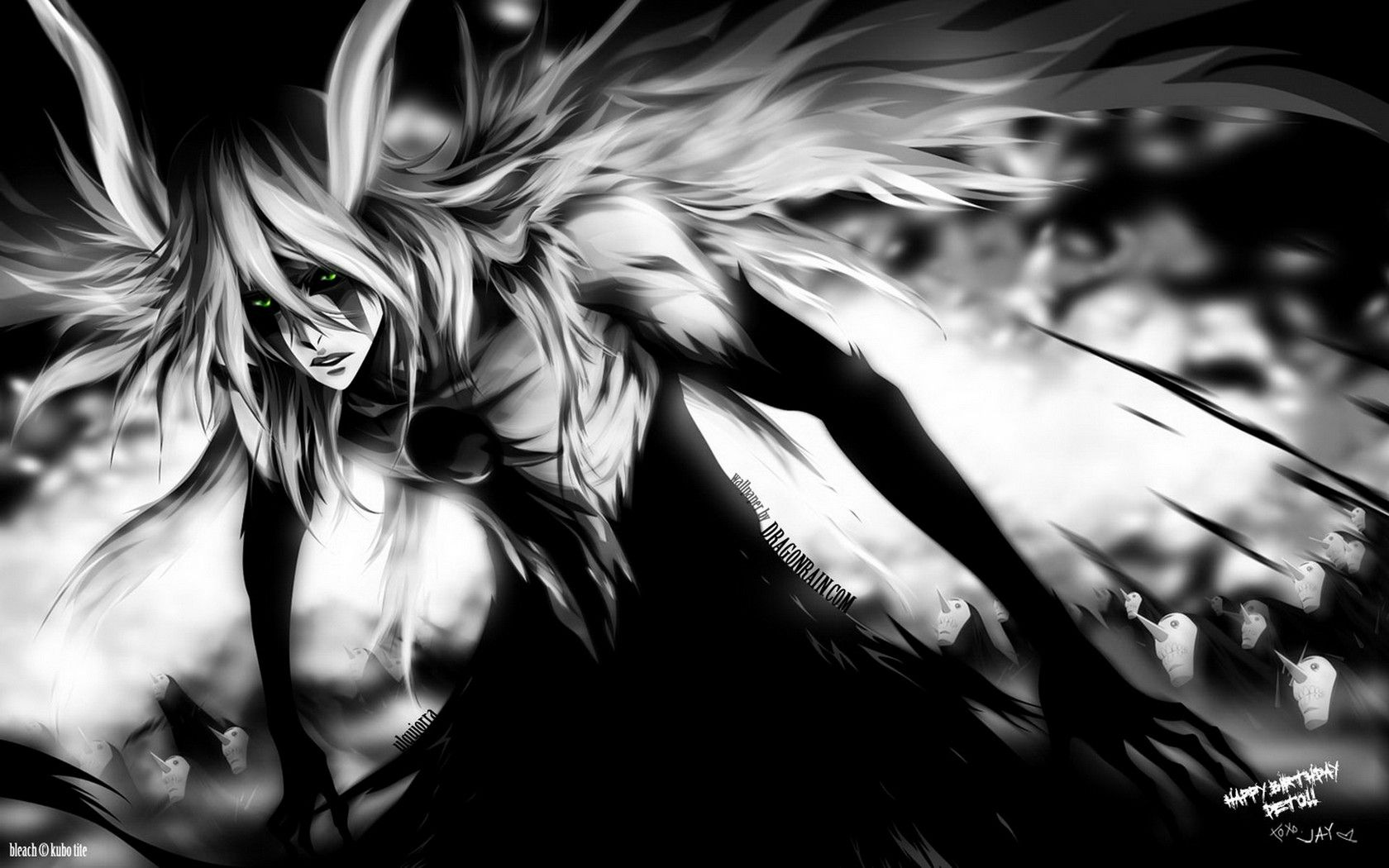 Cool Bleach Backgrounds Page 1
