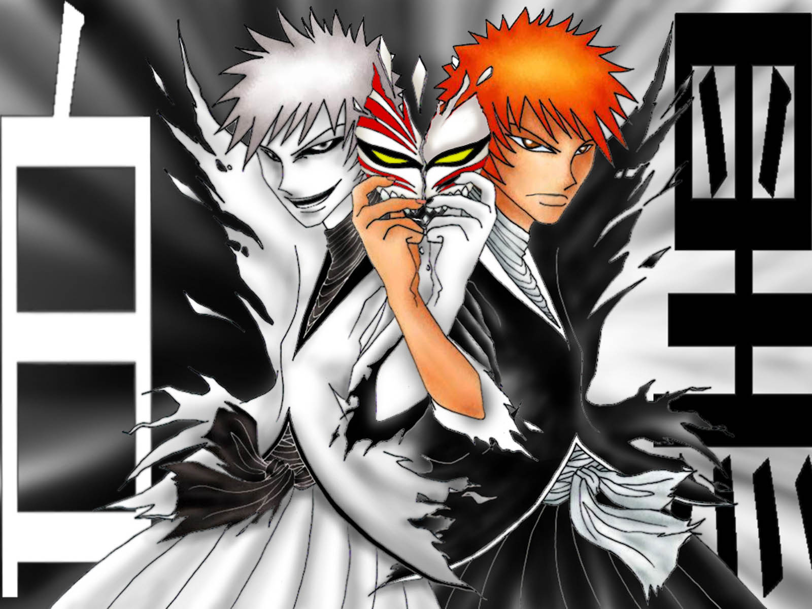 67 background bleach Pictures