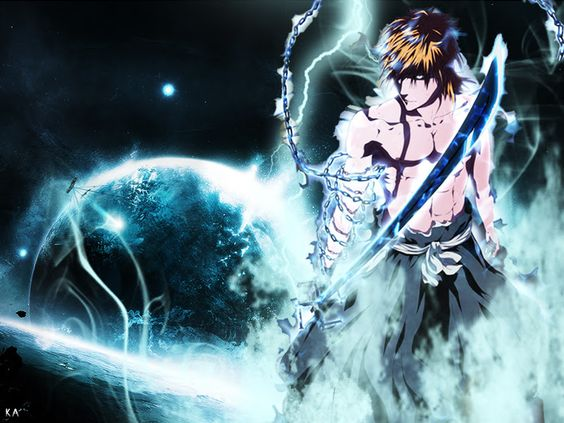 cool bleach wallpapers | bleach cool Ichigo Wallpaper – bleach