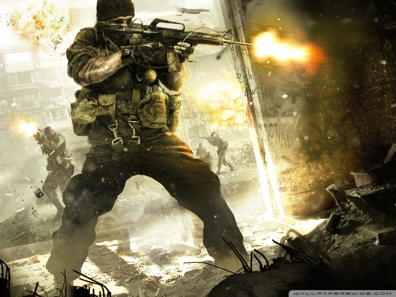 Cool Call Of Duty Wallpapers Page 1