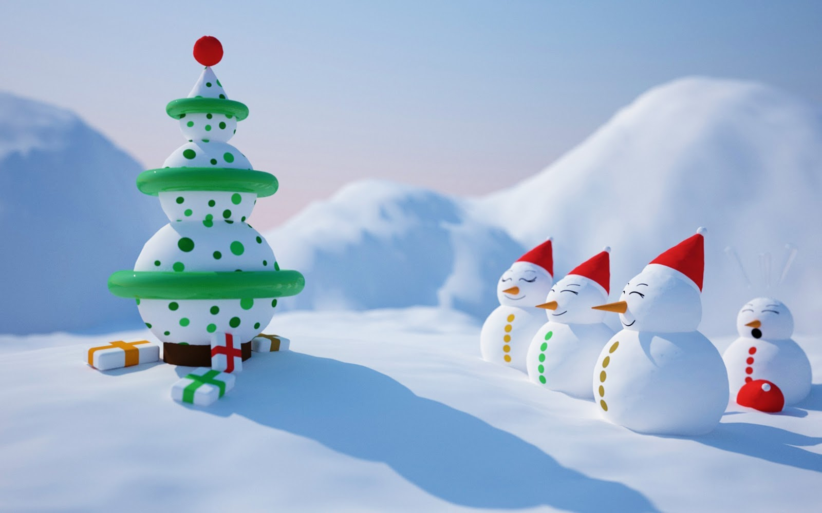 2015 Cool Christmas Backgrounds