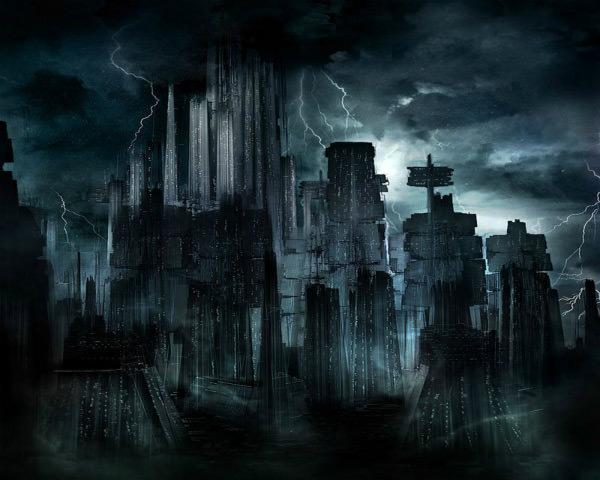 60 Breathtaking Dark Wallpapers For Your Desktop - Hongkiat