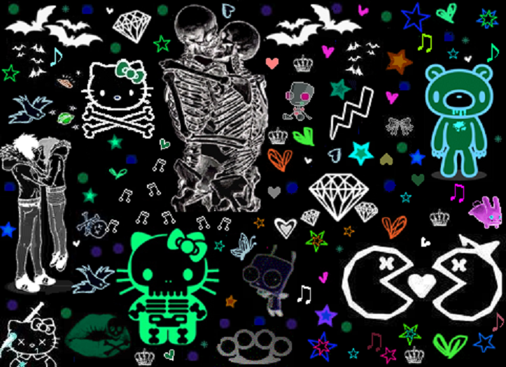 Emo Backgrounds