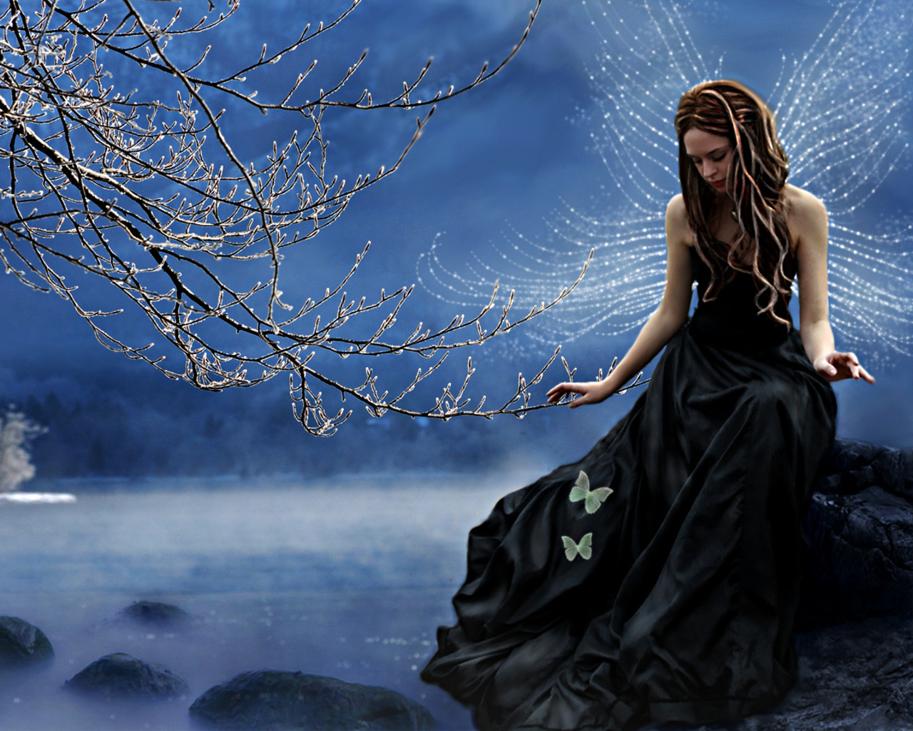 Fantasy Fairy Wallpaper | Fantasy | Pinterest | Amigos, Wallpapers