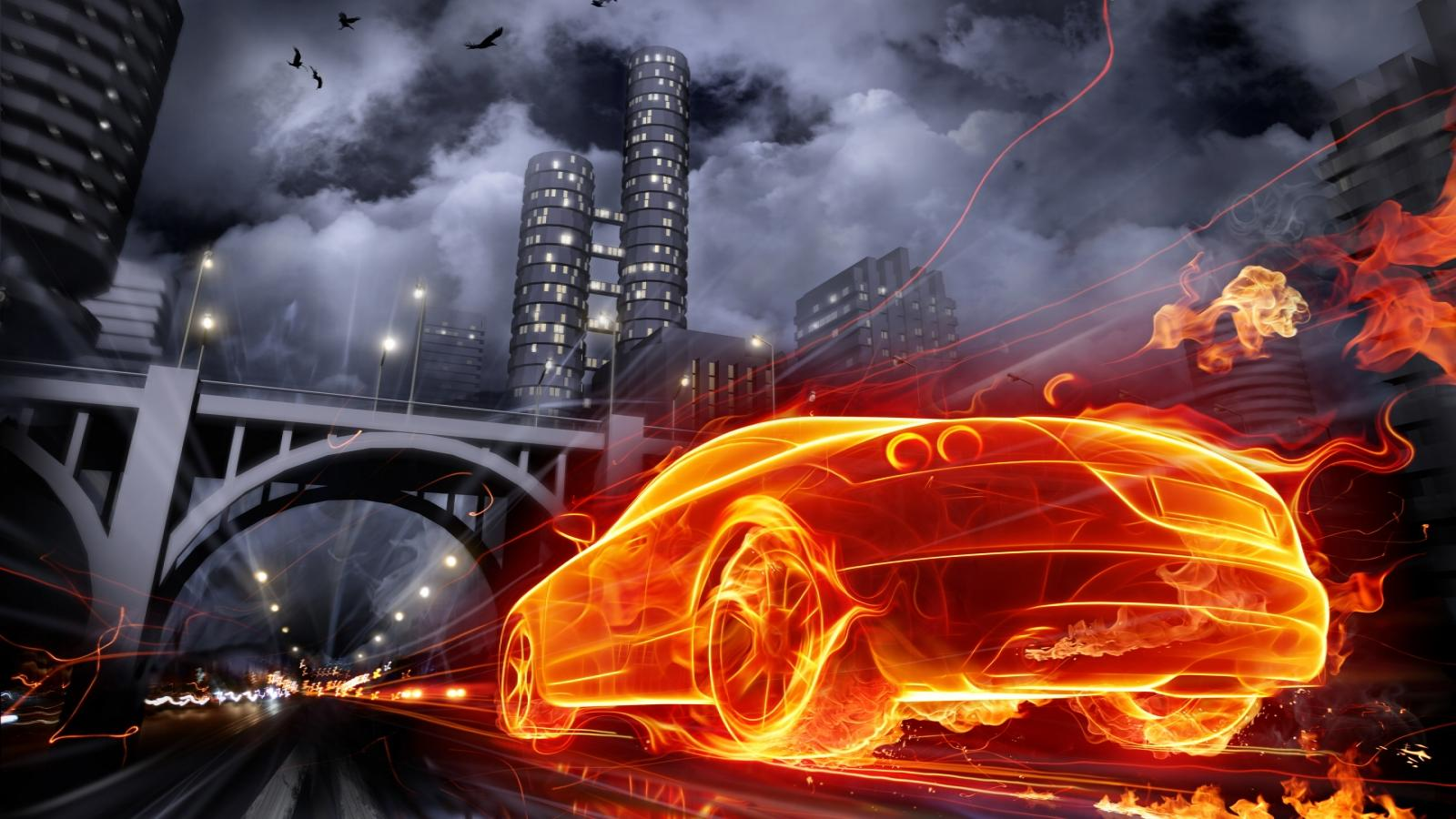 Cool Fire Wallpapers - Wallpaper Cave