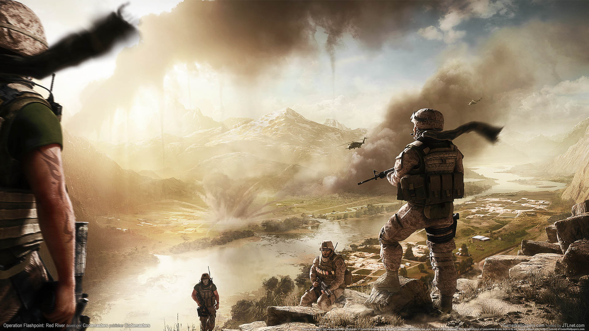 Collection of Cool Game Background on HDWallpapers