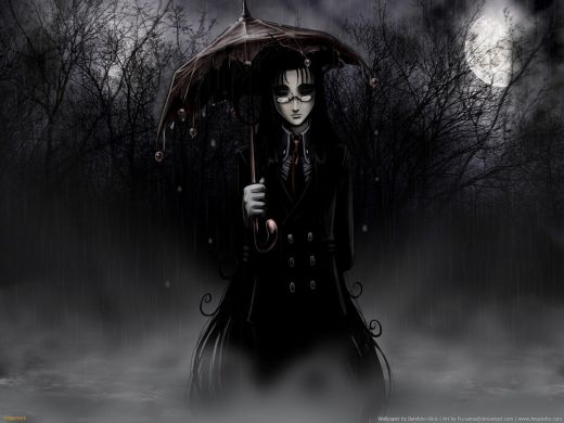 Cool Gothic Backgrounds Page 1