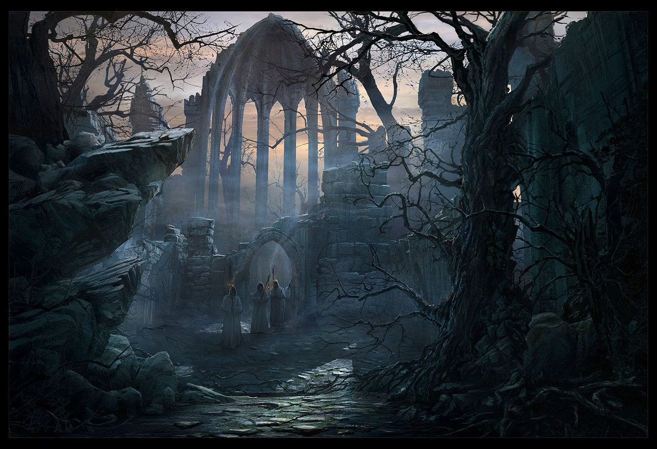 Cool Gothic Backgrounds - Wallpaper Cave