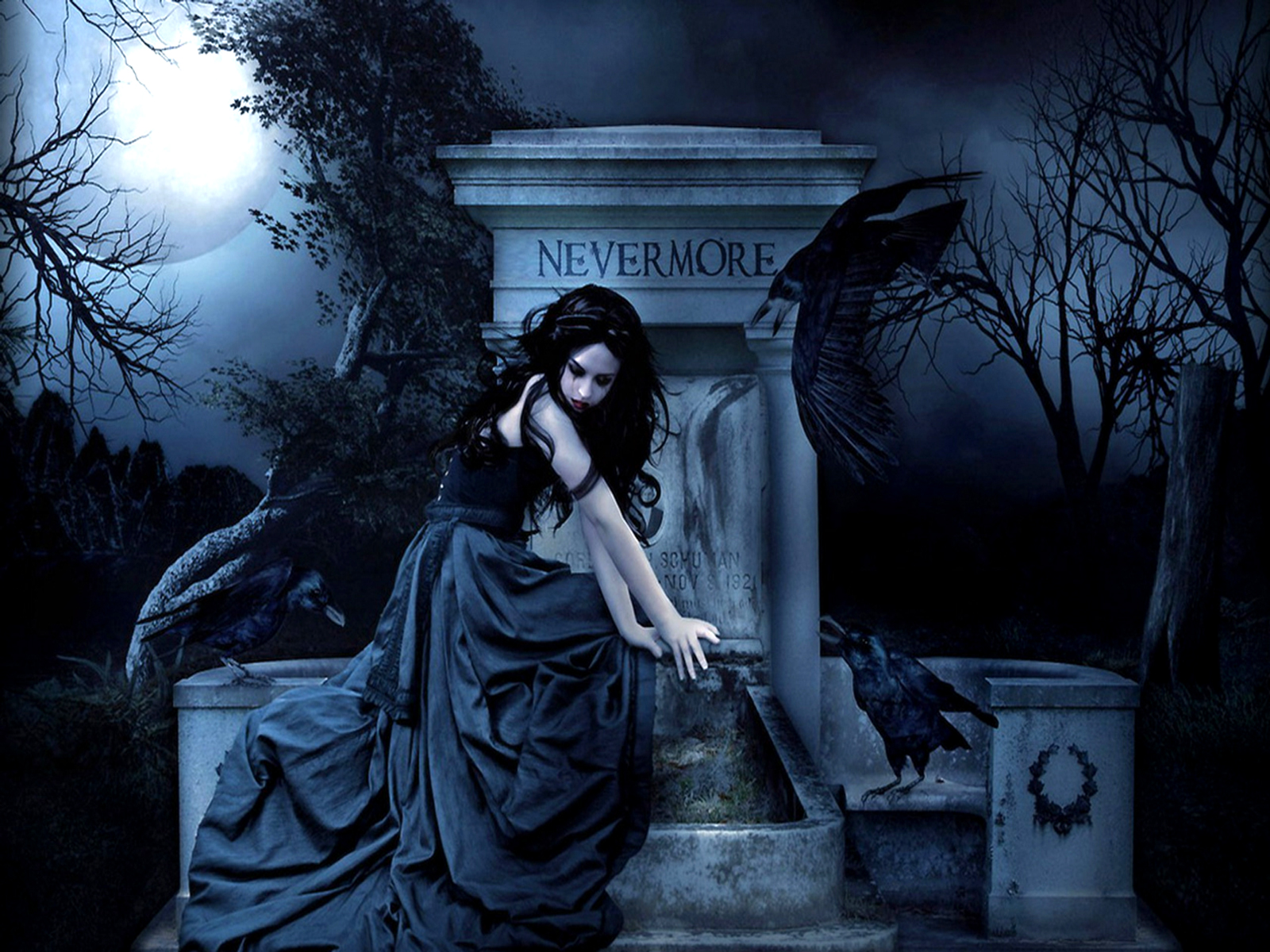 gothic wallpapers #1