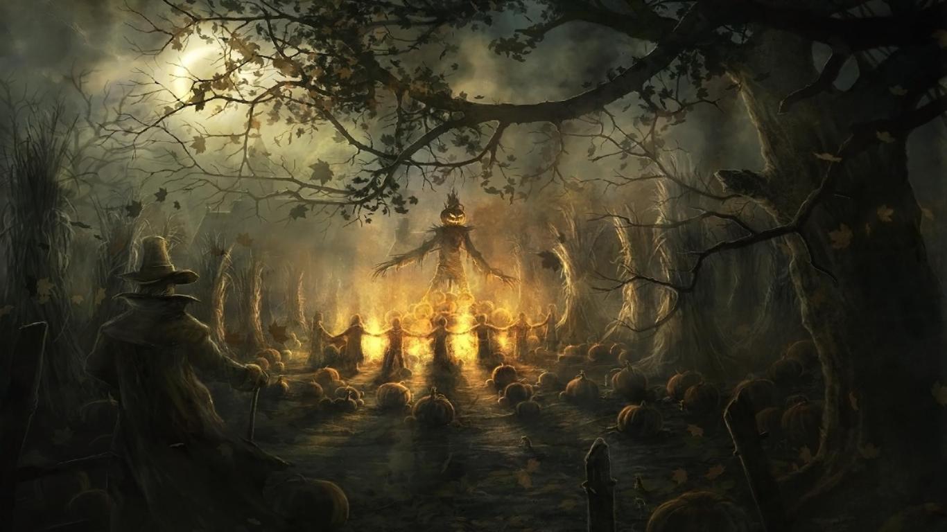 halloween hd wallpapers #5