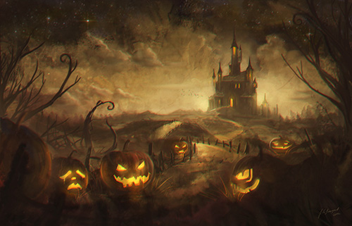 Collection of Cool Halloween Background on HDWallpapers