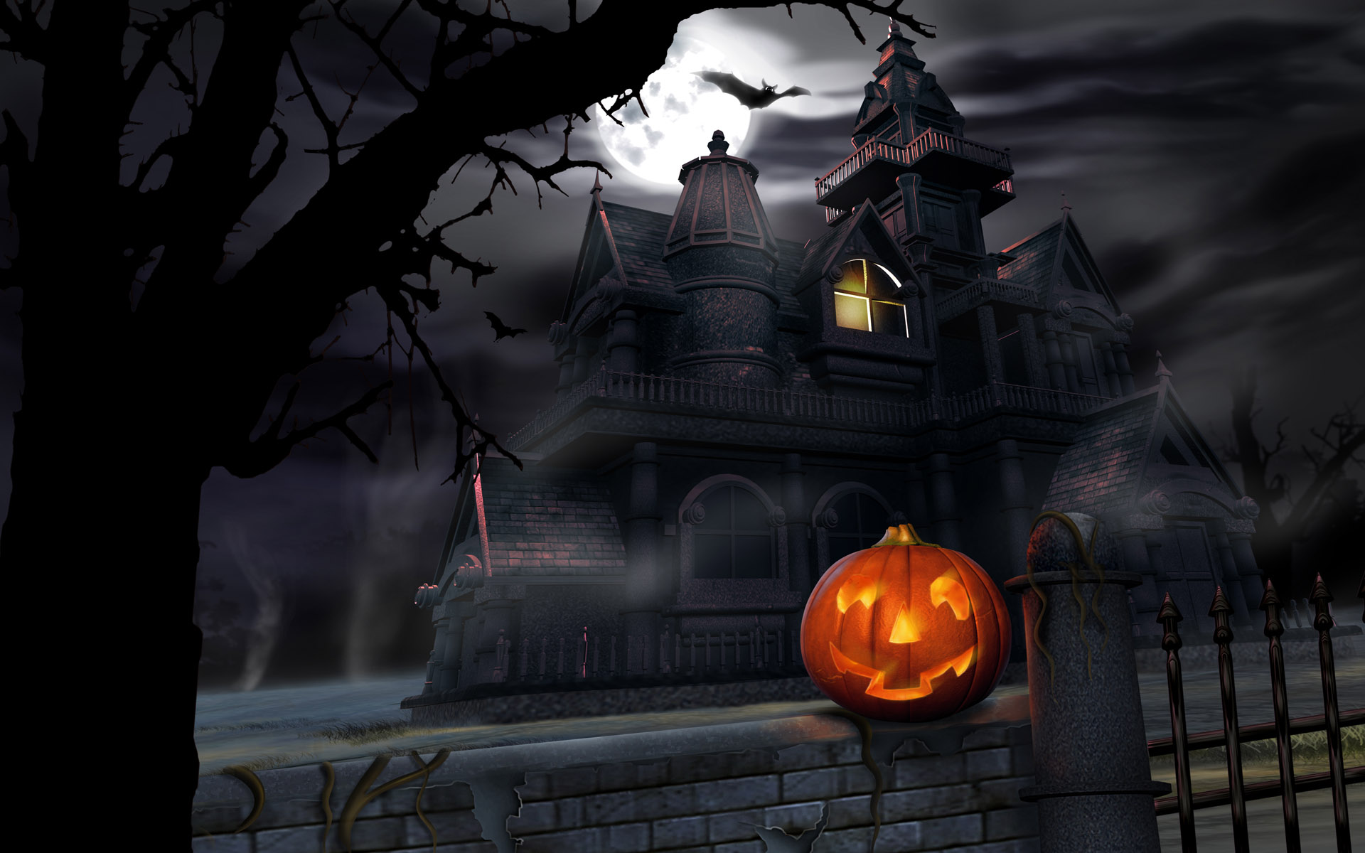 halloween free desktop wallpaper #15