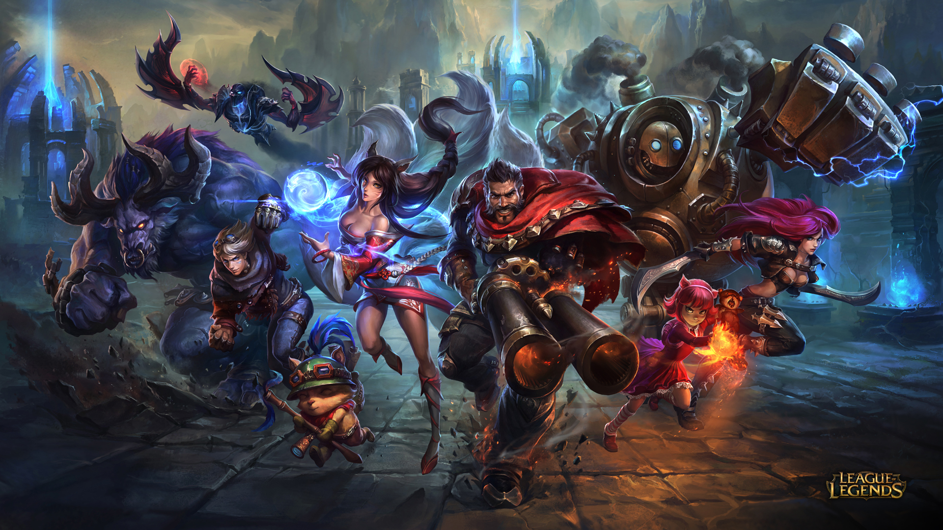 Wallpaper | League of Legends