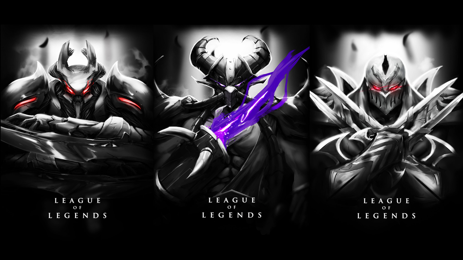 Cool League Of Legends Wallpapers