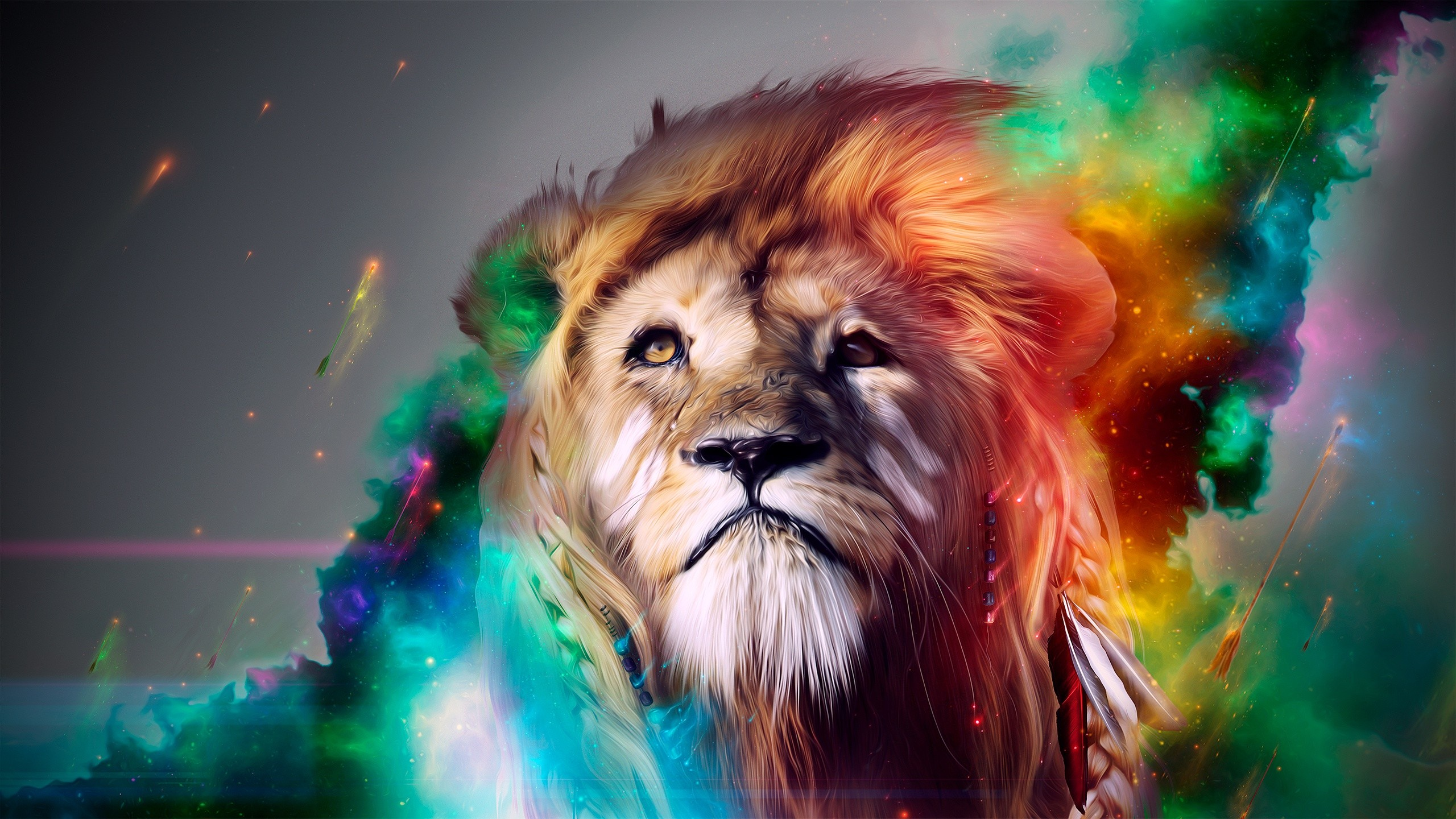 Collection of Cool Lion Wallpaper on HDWallpapers