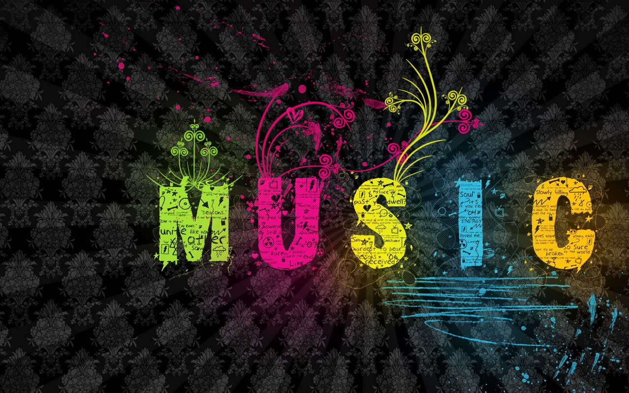 10+ images about Cool Music Wallpapers on Pinterest | Music music