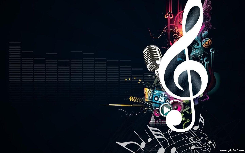 Musical desktop wallpaper Group (79+)
