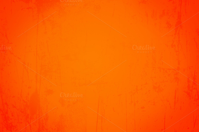 Cool Orange Background Page 1