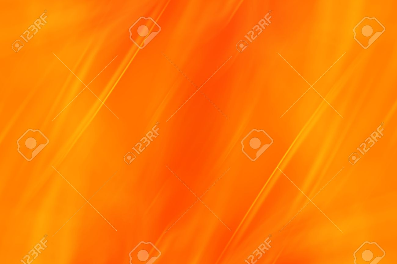 Juicy Orange Background  Cool Orange Background - Folded Fabric