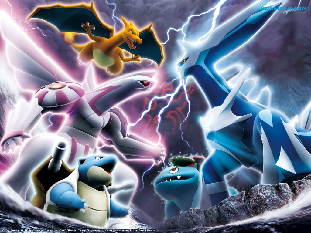 Legendary Pokemon Wallpaper Hd ~ Sdeerwallpaper