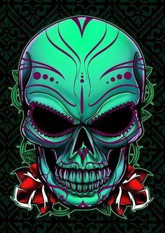 40 units of Cool Skull Pics