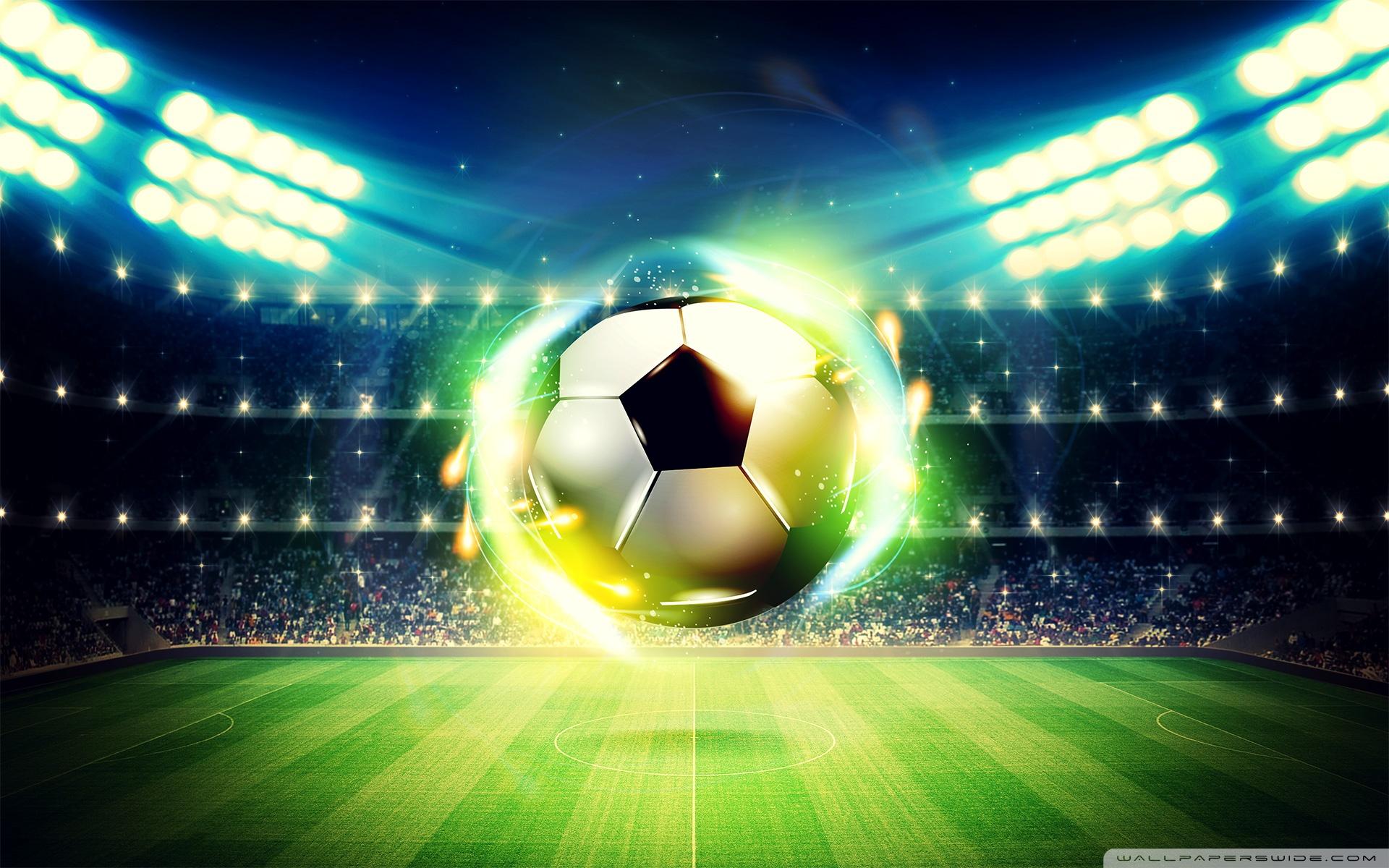 Wallpaper soccer