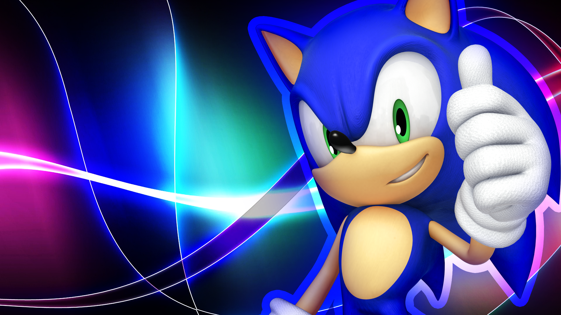 Collection of Cool Sonic Wallpaper on HDWallpapers